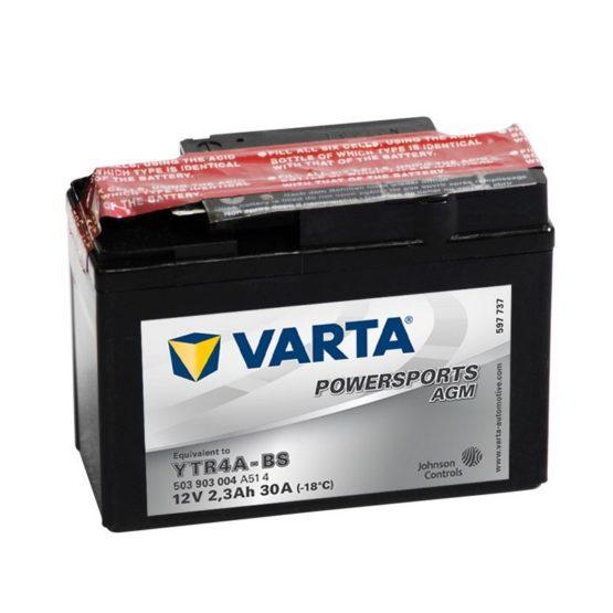 Varta YTR4A-BS