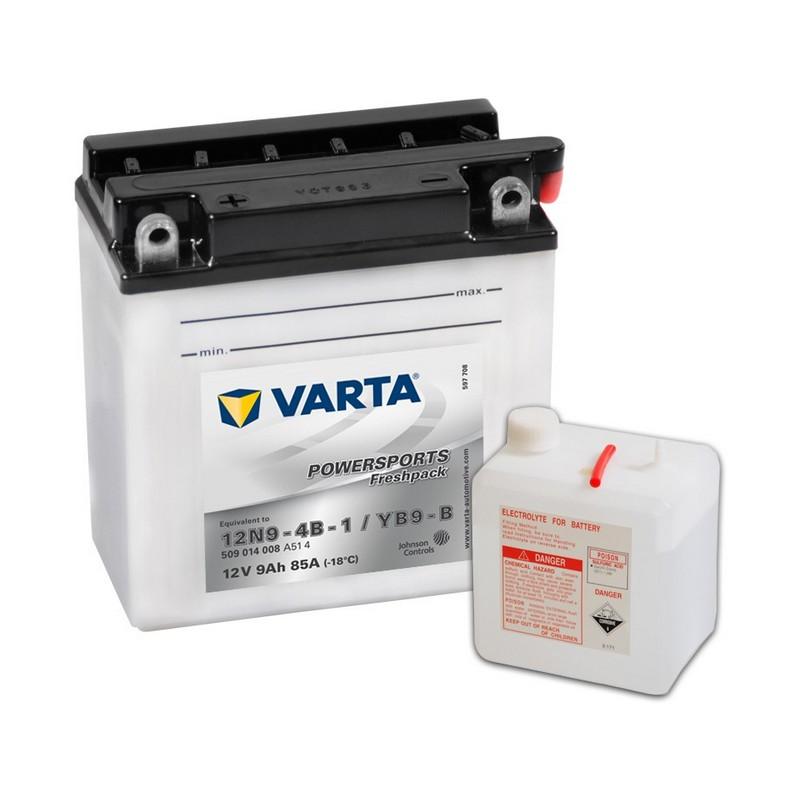 Varta YB9-B