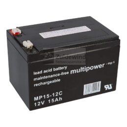 Accu Multipower MP15-12C