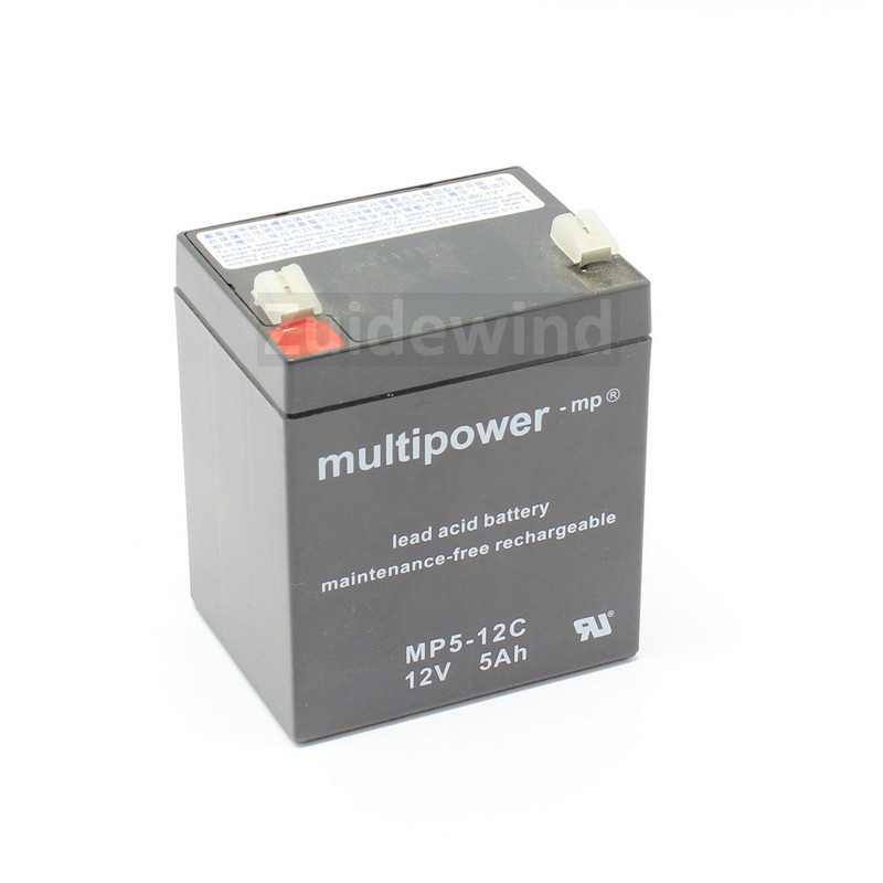 Accu Multipower 5-12C