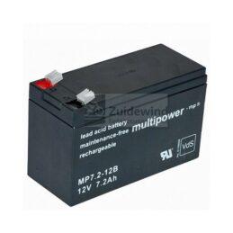 Accu Multipower MP7.2-12
