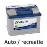 Auto / recreatie