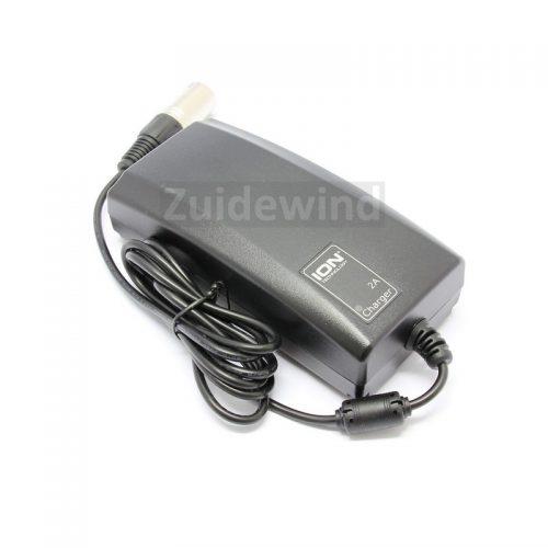 Acculader ION PMU4 4A snellader