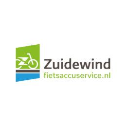 Logo Zuidewind Fietsaccuservice.nl